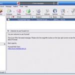 """Türkçe ve Ücretsiz Alternatif E-Posta Programı İndir – Birden Çok E-Mail Hesabı Ekleme """"Foxmail"""" İndir Download Yükle Bedava"""