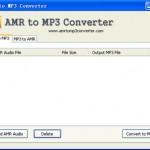 Ücretsiz AMR Dosyalarını MP3'e Çevirme Programı – AMR to MP3 Converter Bedava İndir Download Yükle