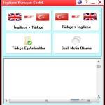 Türkçe Ücretsiz Sesli Çeviri Yapan Yabancı Dil Sözlük Programı – AXASOFT İngilizce Konuşan Sözlük Bedava İndir Download Yükle