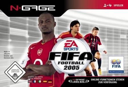 Bilgisayar için Fifa Futbol Oyunu – FIFA 2005 Demo İndir