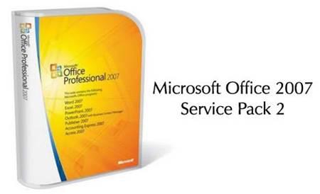 Microsoft Office 2007 Service Pack 2 (SP2) İndir Ücretsiz