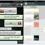 Android İçin Ücretsiz Türkçe Mesajlaşma Uygulaması İndir – WhatsApp Messenger İndir Download Yükle Bedava – Sesli ve Video Mesaj Gönderme, Resim Gönderme