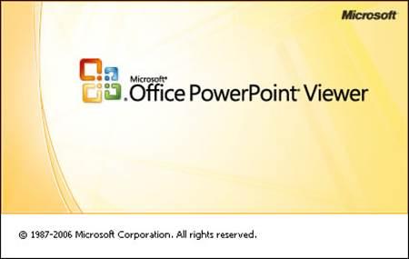 PowerPoint Viewer 2010 İndir – PowerPoint Sunumlarını Görüntüleme Programı