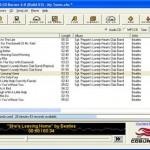 MP3 Ses Yazdırma Programı – Acoustica MP3 CD Burner İndir Download Yükle