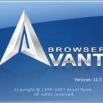 Türkçe ve Ücretsiz Alternatif İnternet Tarayıcı – Avant Browser Bedava İndir Download Yükle