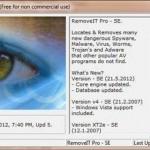 Ücretsiz Antivirüs Programlarının Bulamadığı Zararlı Yazılımları Bulma Programı – RemoveIT Pro Bedava İndir Download Yükle
