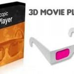 3 Boyutlu Film (Sinema) İzleme (Seyretme) Programı – Stereoscopic Player İndir Download Yükle