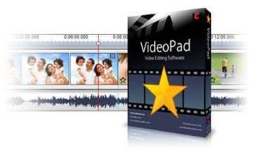 Ücretsiz Video Kesme, Birleştirme, Düzenleme Programı – VideoPad Video Editor Bedava İndir Download Yükle