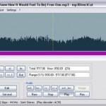Ücretsiz MP3 Kesme Programı – mp3DirectCut Bedava İndir Download Yükle