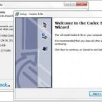 Ücretsiz Gelişmiş Codec Çözücü Paketi – Codec İndir Download Yükle Bedava