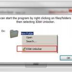Türkçe Ücretsiz Silinmeyen Dosyaları Silme Programı – IObit Unlocker İndir Download Yükle Bedava