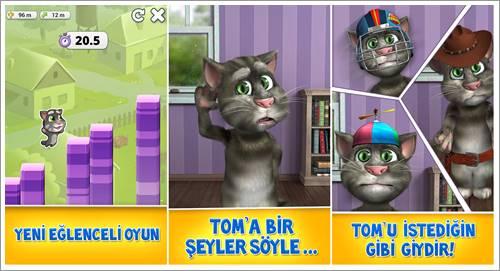 Konuşan Kedi Tom 2 - Talking Tom Cat 2