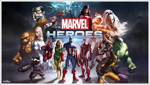 Marvel Heroes İ