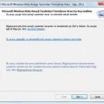 Microsoft Windows Kötü Amaçlı Yazılımları Temizleme Aracı İndir Download Yükle Bedava Türkçe (32-bit ve 64-bit)