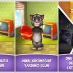 Windows Phone İçin Konuşan Kedi Uygulaması – My Talking Tom İndir Download Yükle Bedava