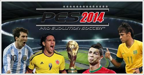 PES 2014 Pro Evolution Soccer 2014
