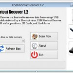USB Flash Bellek Virüs Temizleme Programı – USB Shortcut Recover İndir Download Yükle Bedava
