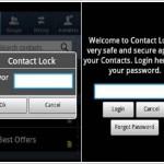 Android İçin Rehber Gizleme ve Rehber Şifreleme Uygulaması – Contact Lock İndir Download Yükle Bedava