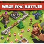 Android İçin Köy Kurma ve Klan Savaş Oyunu İndir – Clash of Clans İndir Download Yükle Bedava