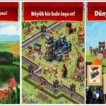 Android İçin Türkçe Ücretsiz Şehir Kurma ve Savaş Strateji Oyunu İndir – Empire: Four Kingdoms İndir Download Yükle Bedava