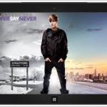 Windows 7 ve Windows 8 İçin Justin Bieber Teması İndir – Justin Bieber: Never Say Never Teması İndir Download Yükle Bedava