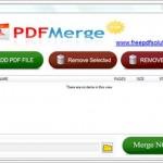 Ücretsiz PDF Dosyalarını Birleştirme Programı İndir – PDFMerge İndir Download Yükle Bedava