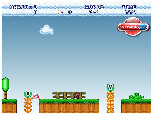 Super Mario 3 Mario Forever Advance