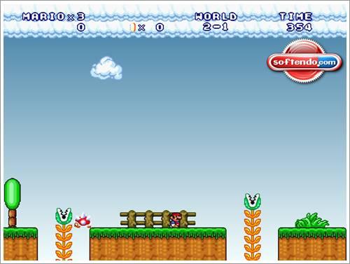 Super Mario 3 Mario Forever Advance