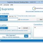 Ücretsiz Uzaktan Masaüstü Bilgisayara Bağlanma Programı İndir – Supremo İndir Download Yükle Bedava