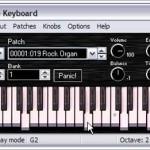 Mause ve Klavye İle Org Çalma Programı İndir – Bome's Mouse Keyboard İndir Download Yükle