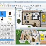 Ücetsiz 3D Ev Dekorasyon Programı İndir – Sweet Home 3D İndir Download Yükle Bedava