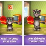 iPhone ve iPad İçin Konuşan Kedi Tom Uygulaması – Benim Konuşan Tom – My Talking Tom İndir Download Yükle Bedava
