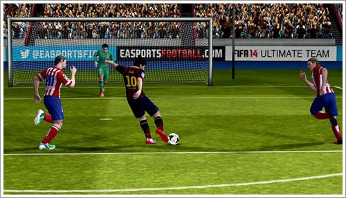 Windows PC İçin Gerçekçi Futbol Oyunu – FIFA 14 İndir