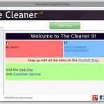 Virüs, Truva Atı, Casus Yazılım ve Zararlı Yazılım Silme Programı – The Cleaner İndir Dowload Yükle