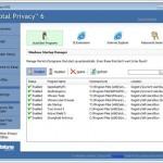 Bilgisayar Geçmişini ve İnternet Geçmişini Silme Programı –  Total Privacy İndir Download Yükle