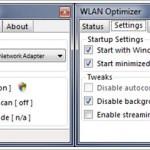 Kablosuz WiFi Bağlantısı Hızlandırma Programı – WLAN Optimizer İndir Download Yükle Bedava