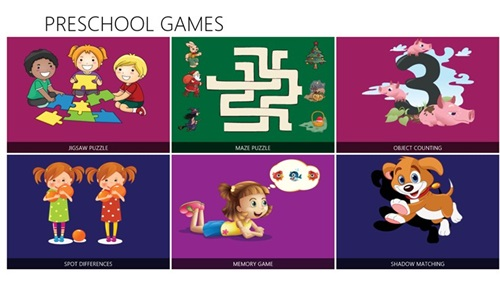 GS okul öncesi oyun
