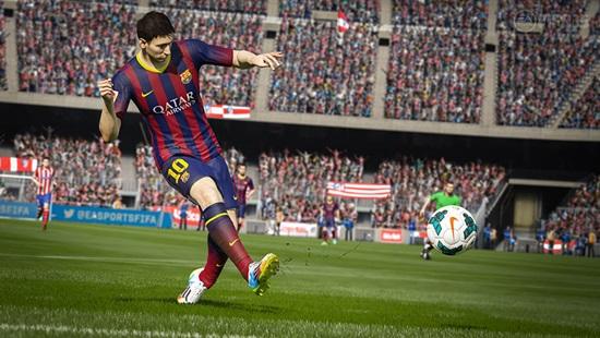 FIFA 2015 Demo