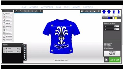 Online Ti Rt Tasarlama Yaz L M T Shirt Design Software