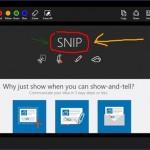 Sesli Videolu Ekran Görüntüsü Alma Programı İndir – Microsoft Snip İndir Yükle