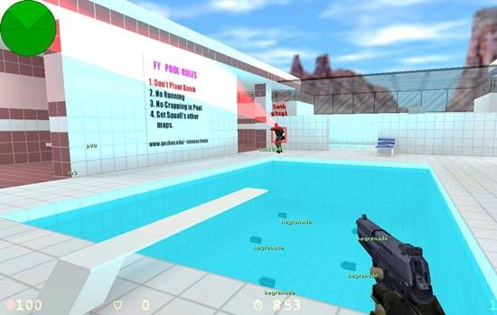 Counter Strike CS wall hack hilesi