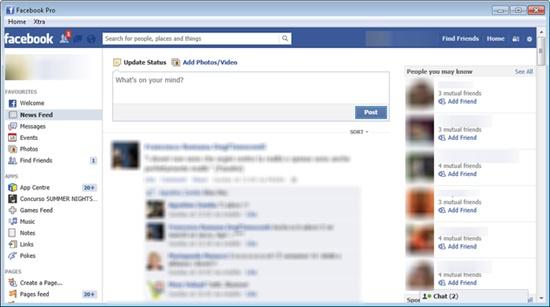 Facebook Pro