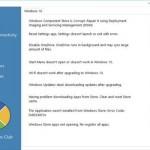 Windows 10 Sorunlarını Giderme Programı İndir – FixWin 10 İndir Yükle