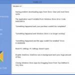 Windows 8 ve 8.1 Sorunlarını Giderme Programı İndir – FixWin İndir Yükle