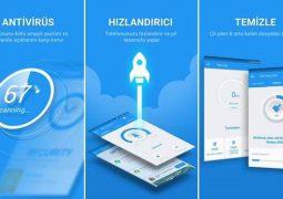 Android İçin Antivirüs, Güvenlik ve Hızlandırma Programı – 360 Security – Antivirüs Boost İndir Yükle