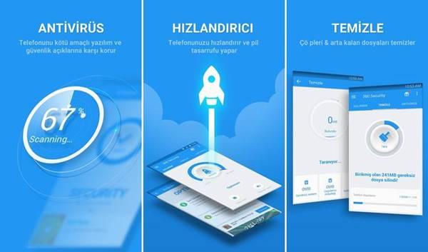 360 Security - Antivirüs Boost