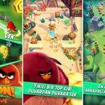iPhone ve iPad İçin Pinball Oyunu – Angry Birds Action! İndir Yükle