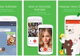 iPhone ve iPad İçin Mesajlaşma ve Görüntülü Konuşma Uygulaması – LINE İndir Yükle Ücretsiz