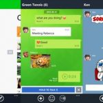WP ve Windows 10 Mobile İçin Mesajlaşma ve Görüntülü Konuşma Uygulaması – LINE İndir Yükle Ücretsiz