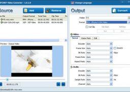 Gelişmiş Ses ve Video Format Dönüştürme Programı – ZXT2007 Video Converter İndir Yükle